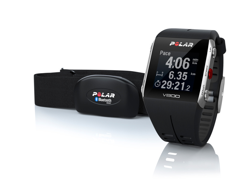 Polar V800 HR Black NEW
