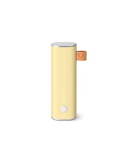 FRESH ´N REBEL Powerbank 3000 mAh, 1 A, Buttercup, světle žlutá
