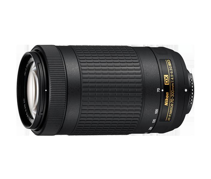 Nikon AF-P DX Zoom-Nikkor 70-300mm f/4.5-6.3G ED (4,3x)