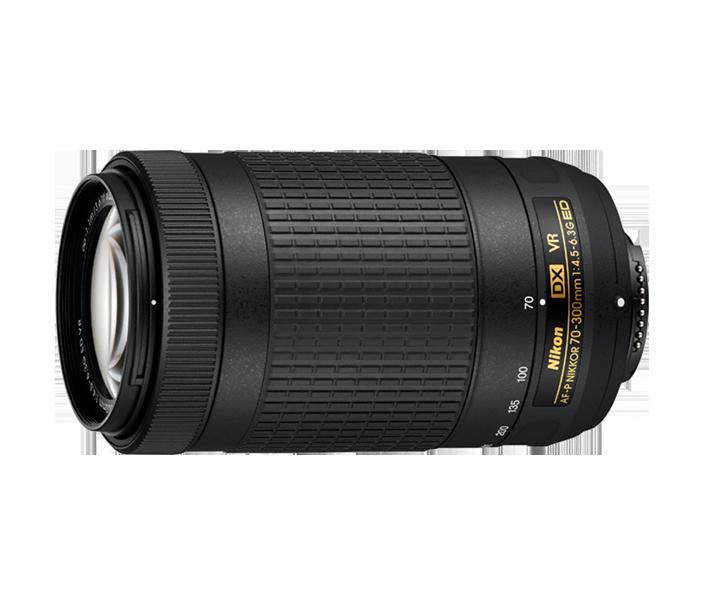 Nikon AF-P DX VR Zoom-Nikkor 70-300mm f/4.5-6.3G ED (4,3x)