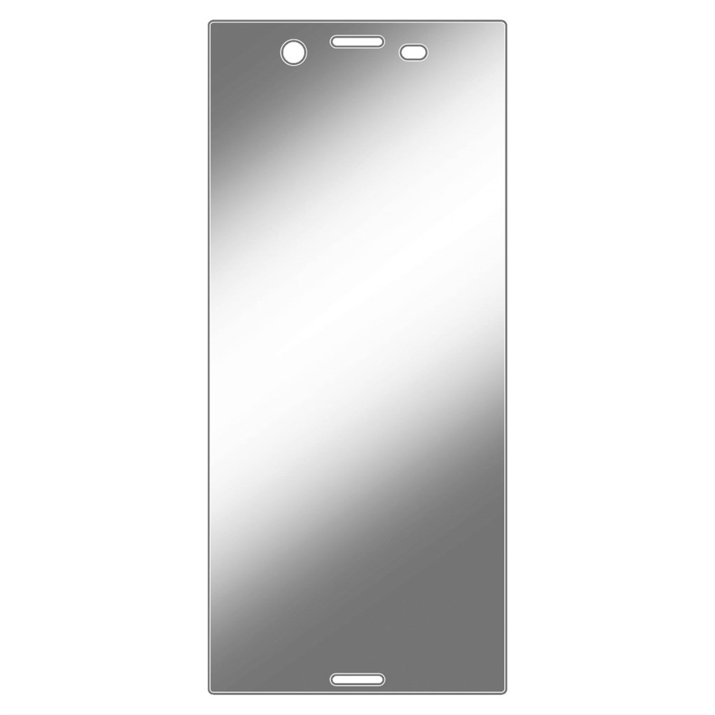 Hama Crystal Clear Screen Protector for Sony Xperia X2, 2 pieces