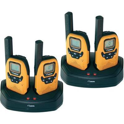 DeTeWe Outdoor 8000 Quad Case vysoce odolné radiostanice