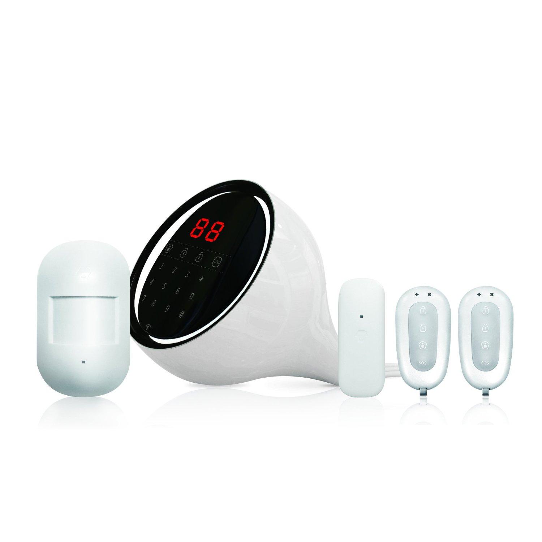 Smanos W100 Wireless Alarm System Kit (Wi-Fi)