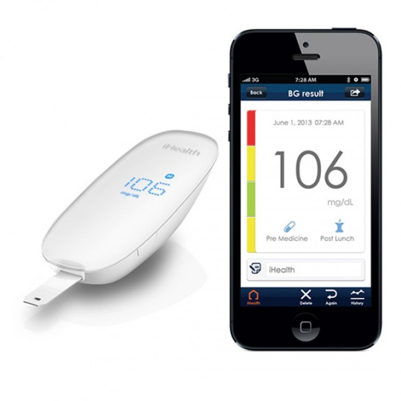 iHealth BG5 Bluetooth Smart glukometr