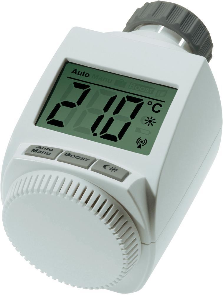 eQ-3 MAX! Programovatelná termostatická hlavice 99017