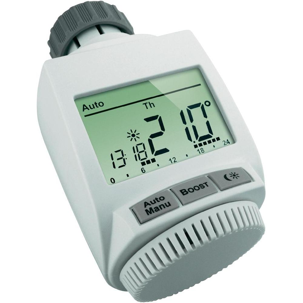 eQ-3 MAX! + Programovatelná termostatická hlavice 105936