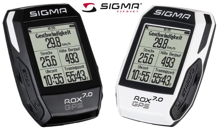 Sigma ROX 7.0 GPS bílý