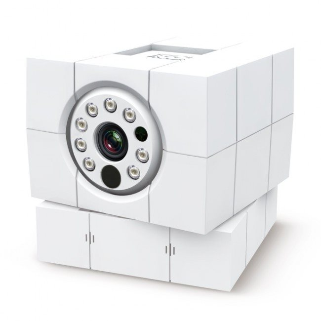 Amaryllo iCam 360 HD bílá