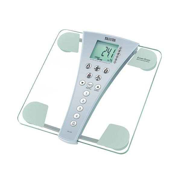 TANITA BC-543, osobní váha s pokročilými funkcemi