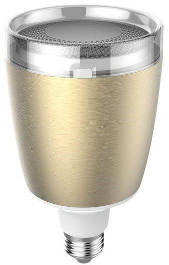 Sengled Pulse Flex champagne E27 10W 2700K stmívatelná, JBL repro, WiFi