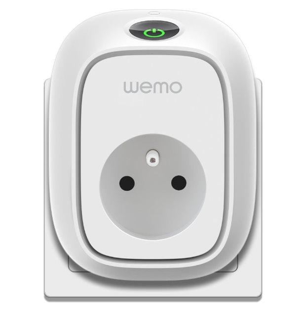 Belkin WeMo® Insight Switch, chytrá zásuvka
