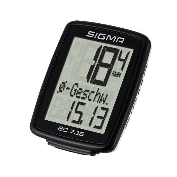 Sigma BC 7.16, kabelová verze