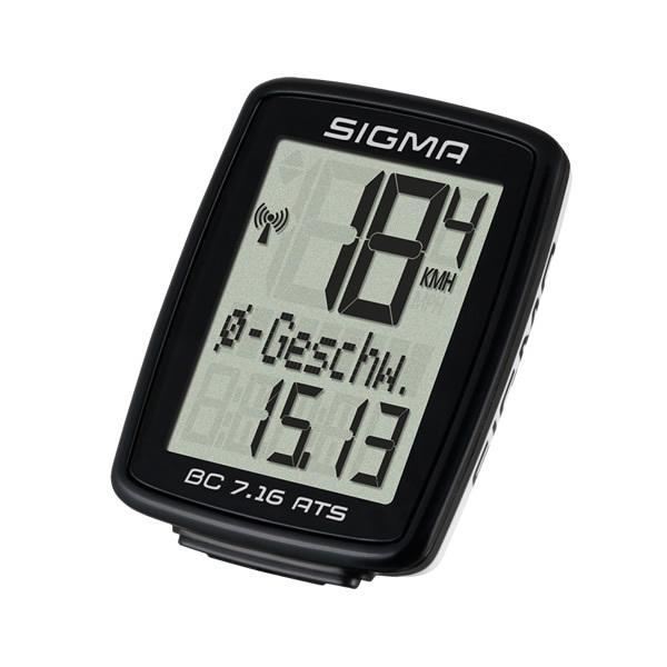 Sigma BC 7.16 ATS, bezdrátová verze