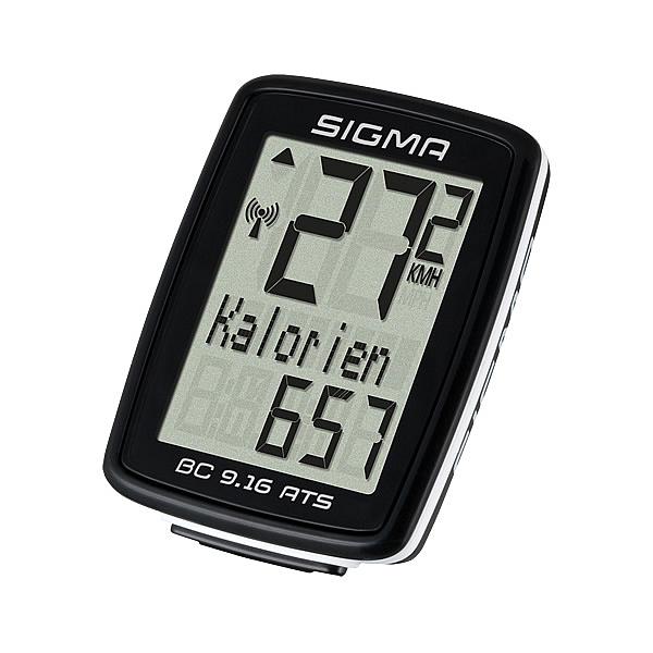 Sigma BC 9.16 ATS, bezdrátová verze