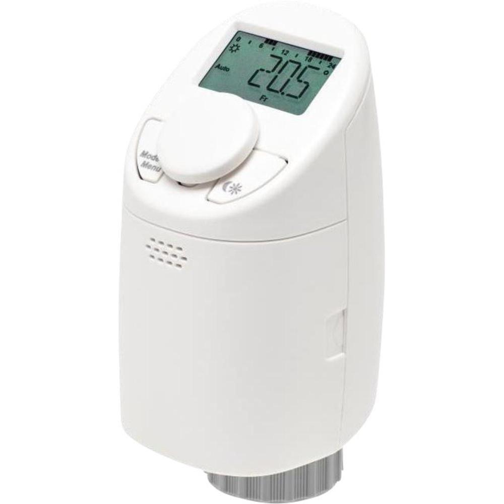 eQ-3 CC-RT-M Programovatelná termostatická hlavice, otočený displej