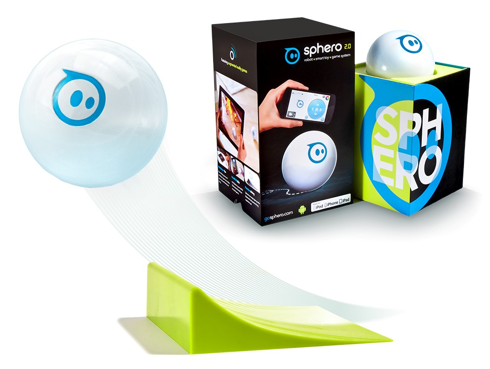 Sphero 2.0 - the app-controlled ball