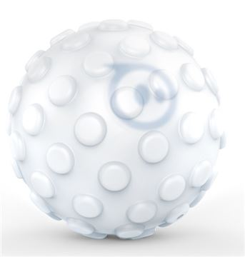 Sphero Nubby Cover, clear