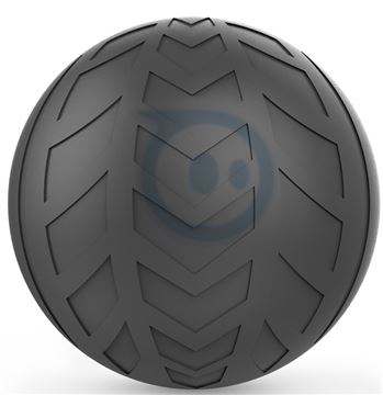 Sphero Turbo Cover, carbon