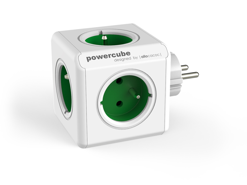 PowerCube Original, Green