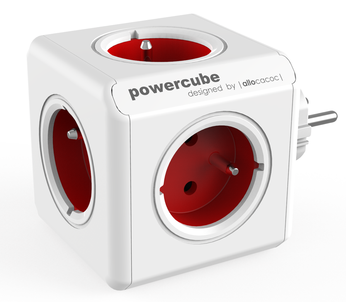PowerCube Original, Red