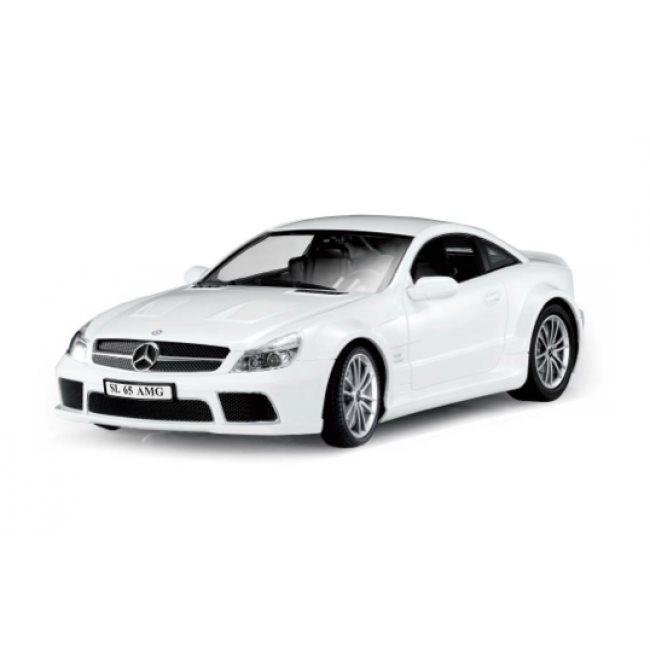 iCess Bluetooth model Mercedes-Benz SL65 AMG - bílý