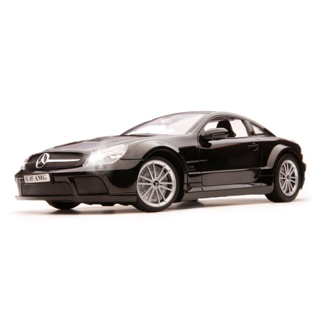 iCess Bluetooth model Mercedes-Benz SL65 AMG - černý