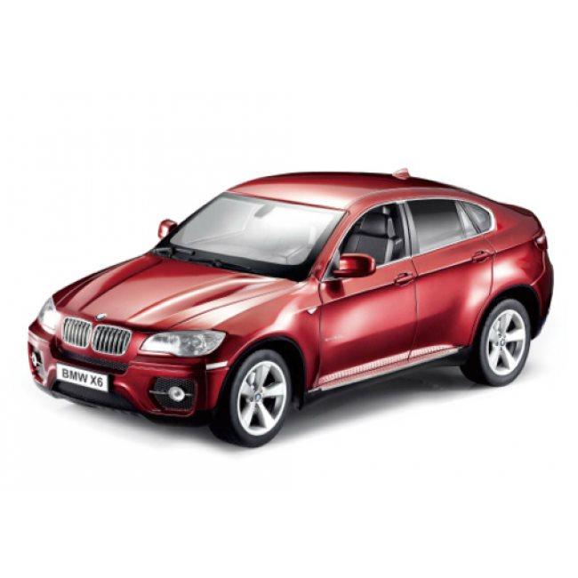 iCess Bluetooth model BMW X6 - červený