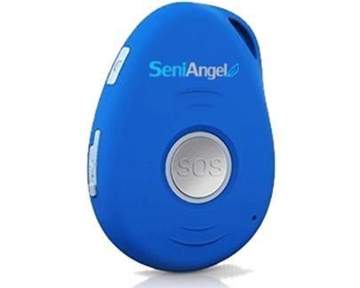 SeniAngel tlačítko SOS, PROMO aktivace 12 měsíců + HW modrá