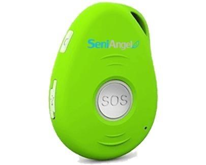 SeniAngel tlačítko SOS, PROMO aktivace 12 měsíců + HW zelená