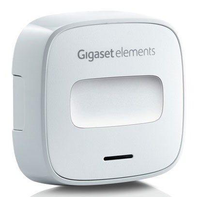 Gigaset elements ovládací tlačítko