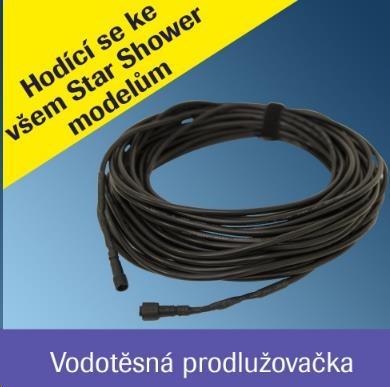 Star Shower Prodlužovací kabel (20 metrů)