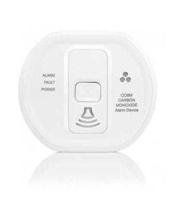 Honeywell evohome Security CO Alarm CO8MS, bezdrátový CO detektor