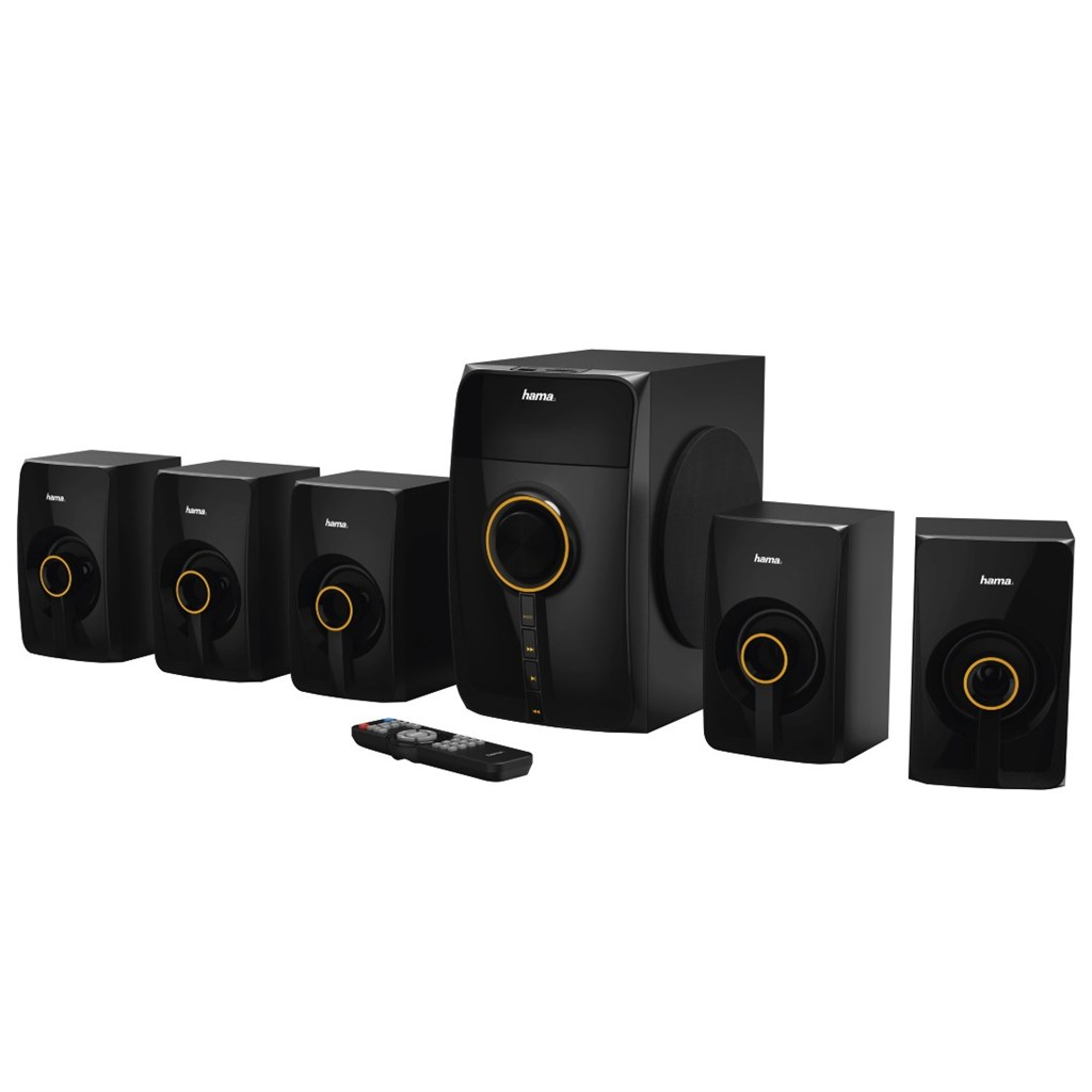 Hama 5.1 Sound systém LPR-5120