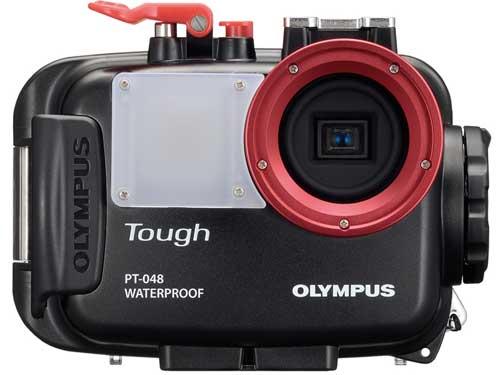 OLYMPUS PT-056 podvodní pouzdro pro Stylus TG-3 a Stylus TG-4