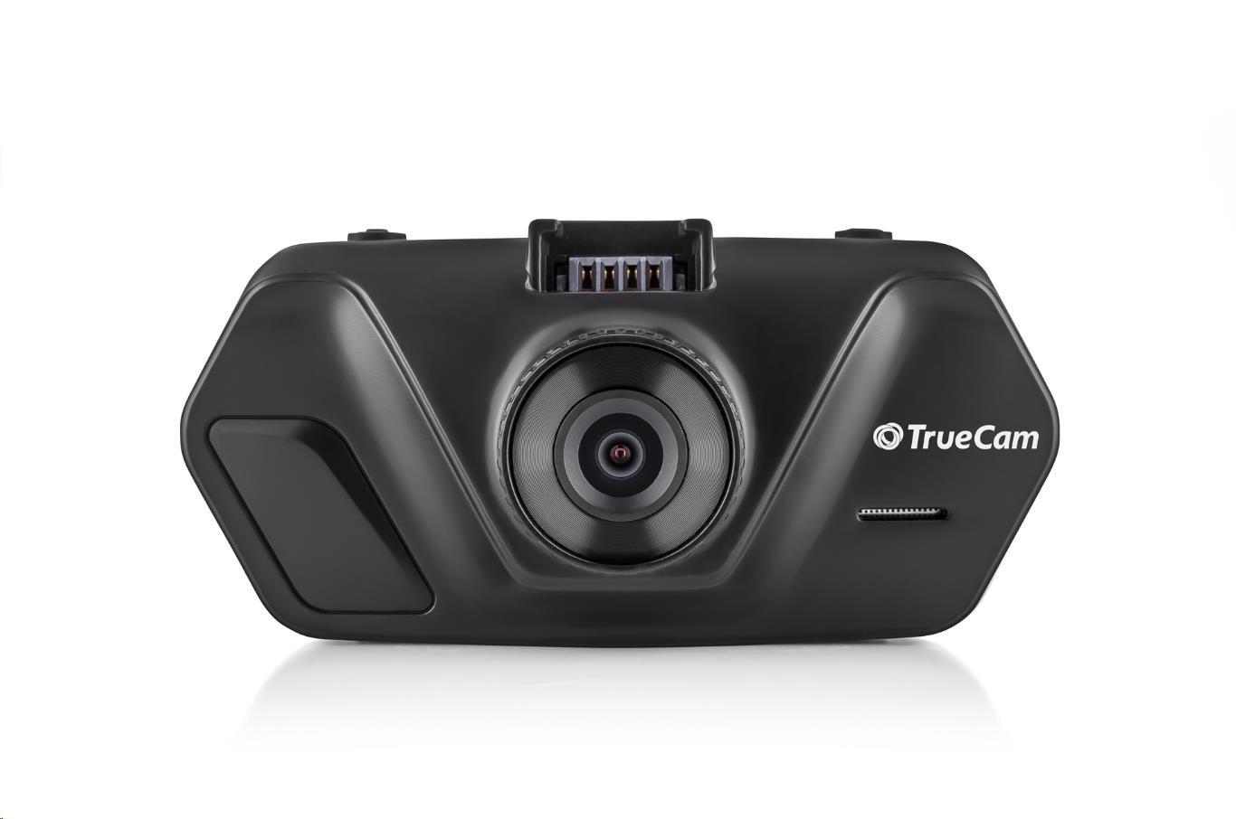 TrueCam A4 - kamera do auta (Full HD video, české menu) / pošk. obal
