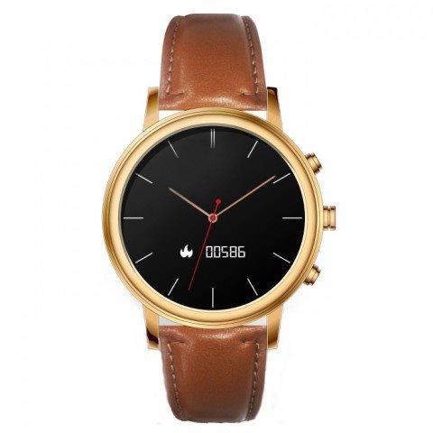 Deveroux etool SW9 společenské hodinky, zlaté