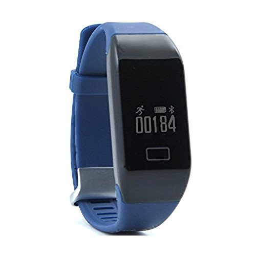 Deveroux H3 - fitness náramek, modrý