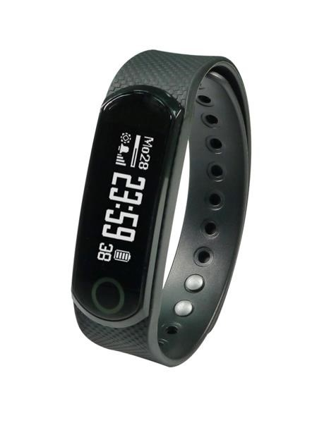Aligator Bluetooth Smart fitness náramek Q-Band Q-66 HR
