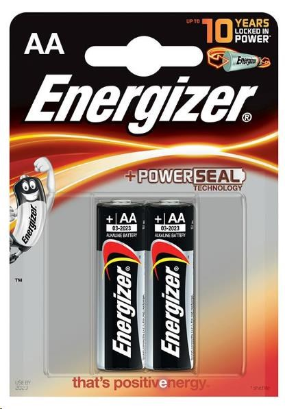 ENERGIZER Base E91 Alk. Power AA/2