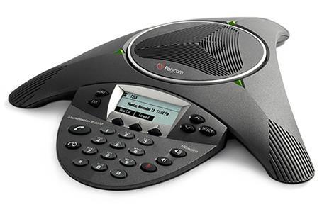 Polycom konferenční telefon SoundStation IP 6000, SIP, PoE + AC zdroj