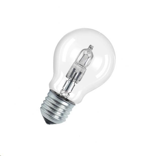 OSRAM Halogenová žárovka 64544 A CLA 53W, E27