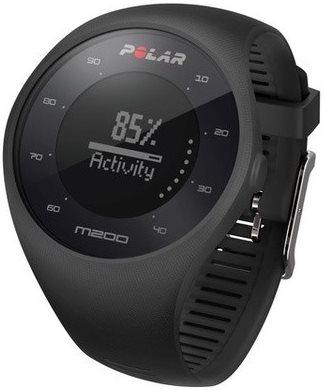 Hodinky Polar M200 (M/L) Black
