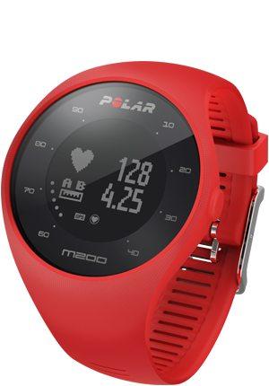 Hodinky Polar M200 (M/L) Red