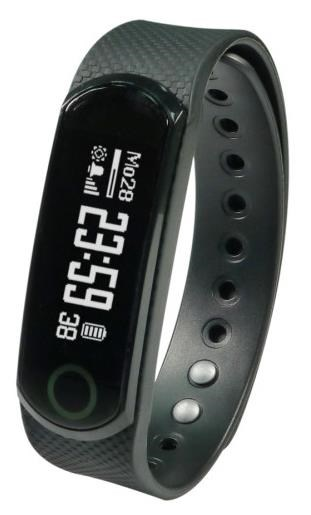Fitness náramek i-gotU Bluetooth Smart Q-Band Q-66