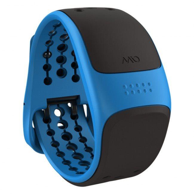 Mio VELO senzor srdečního tepu pro cyklistiku - modrý