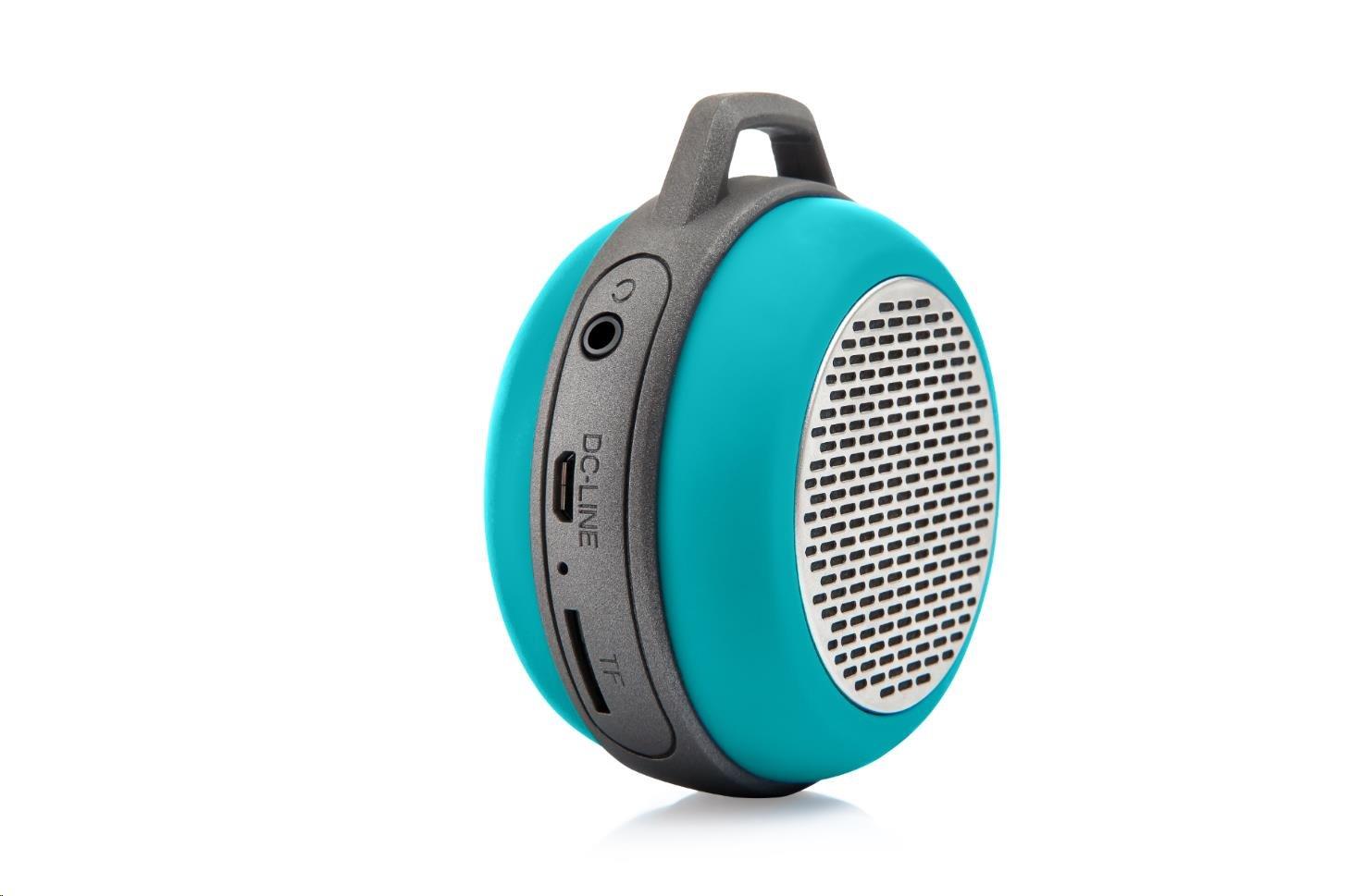 LAMAX Beat Sphere SP-1 Bluetooth reproduktor / pošk. obal