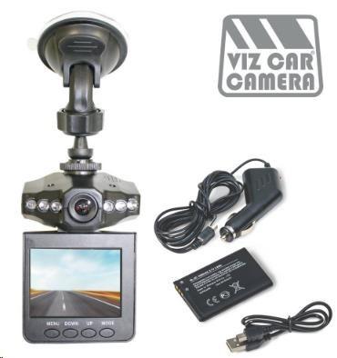 Viz Car HD multifunkční kamera