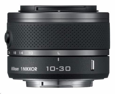 NIKON 10-30mm f/3.5-5.6 1 NIKKOR - černý