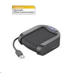 PLANTRONICS USB konferenční zařízení s mikrofonem a reproduktorem - Microsoft (CALISTO P420-M)