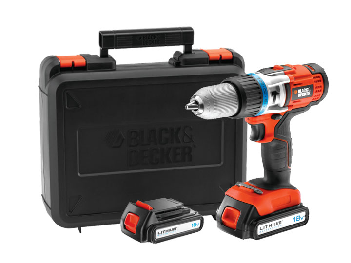 Black & Decker EGBHP188BK